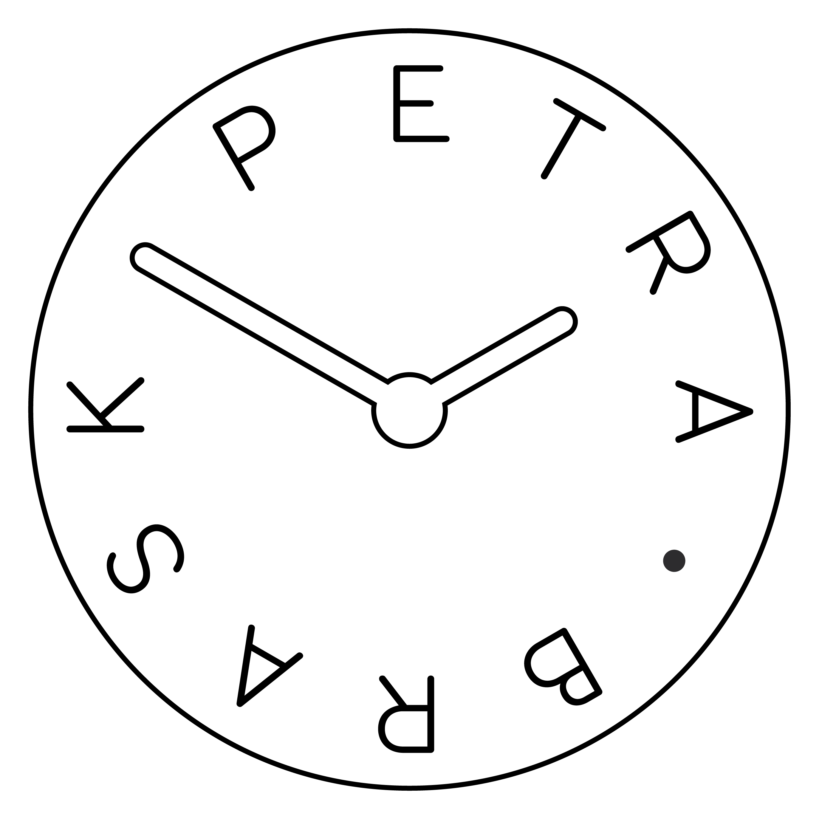 Petra Brask emblem icon