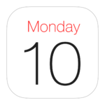 Iphone Calendar logo