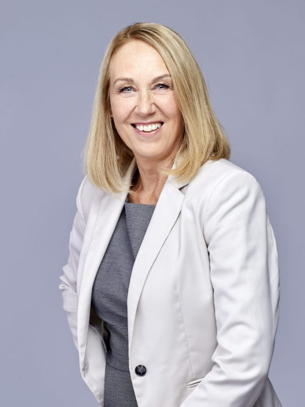 Portrait of Ingrid Hegg