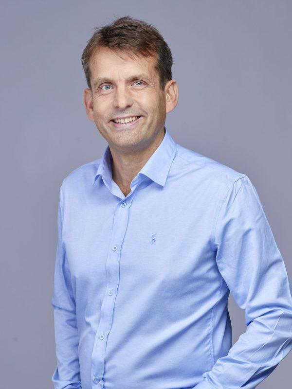 Portrait of Jan Winstedt