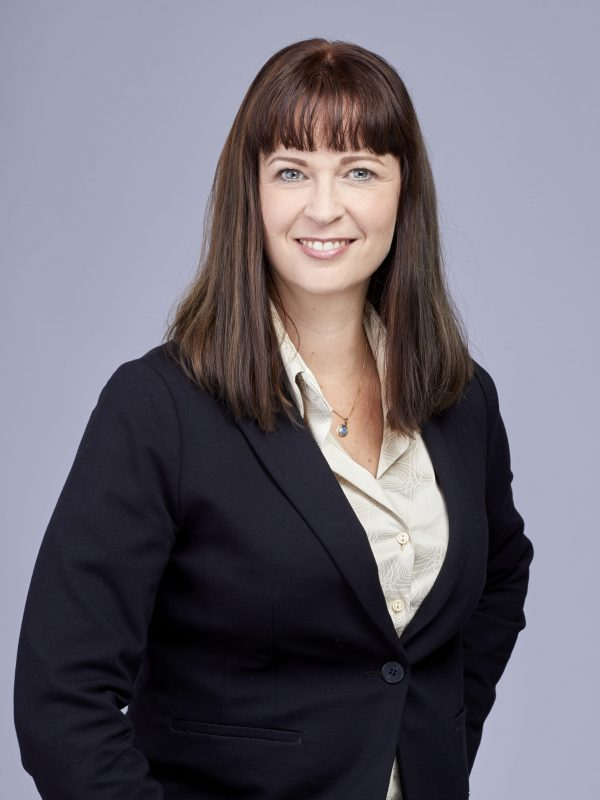 Portrait of Sara Olén