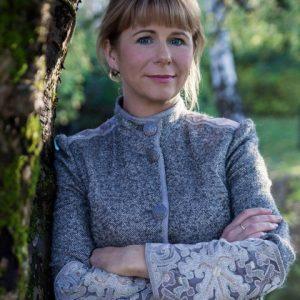Portrait of Eva Jarlsdotter