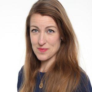 Portrait of Ingrid Almgren Sjölander