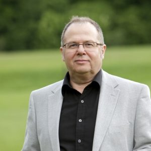 Portrait of Örjan Fahlström